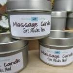 Massage Candle - All Natural Sore M..